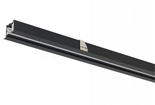 Шинопровод 3-фазный Electric Track Recessed BK 1m Eglo 60601