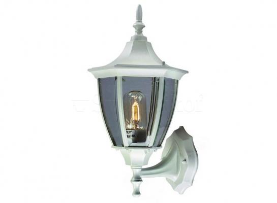 Настінний світильник вуличний MARKSLOJD JONNA White 100321