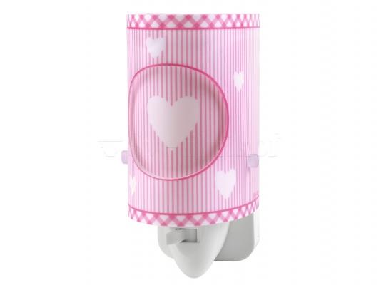 Нічник дитячий Dalber Sweet Dreams Pink 62015S