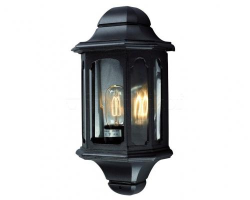 Настенный светильник уличный MARKSLOJD NADJA Black 100271