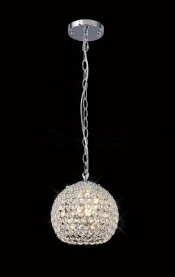 Люстра подвесная Mantra Crystal 4600