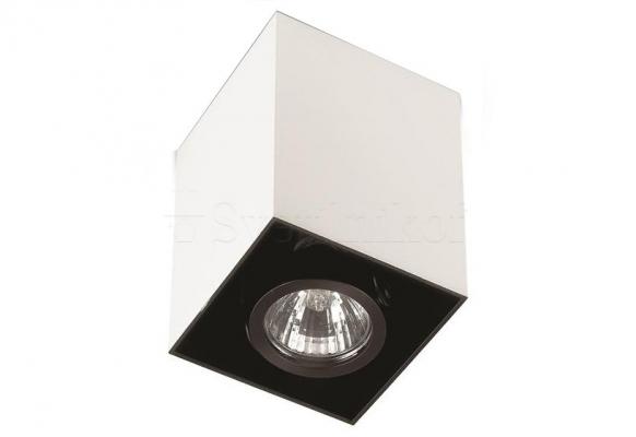 Точковий світильник ELOY Azzardo GM4106-WH/BK