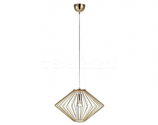 Подвесной светильник MARKSLOJD EDGE Brass 105946