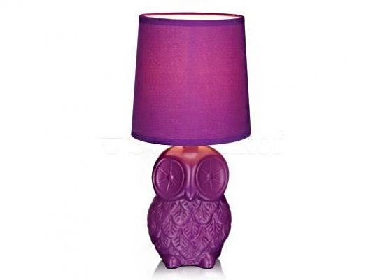 Настольная лампа MARKSLOJD HELGE Violet 105313