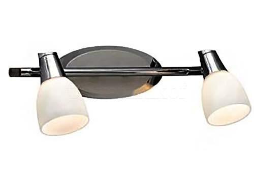 Настінний світильник MARKSLOJD HALDEN 2L Black 101844