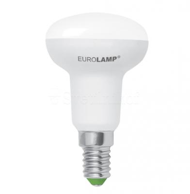 Лампа EUROLAMP LED ЕКО R50 6W E14 3000K