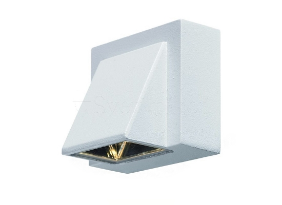 Настенный светильник уличный MARKSLOJD CARINA 1L White 104733