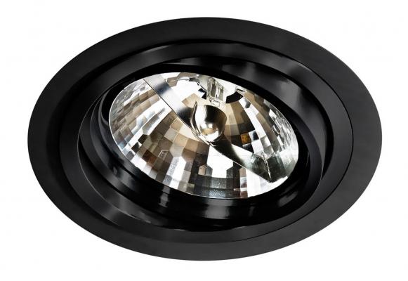 Точечный светильник Stan (black) Azzardo AZ2811