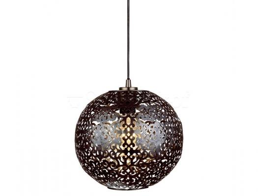 Подвесной светильник MARKSLOJD INDIGO Bronze 106240