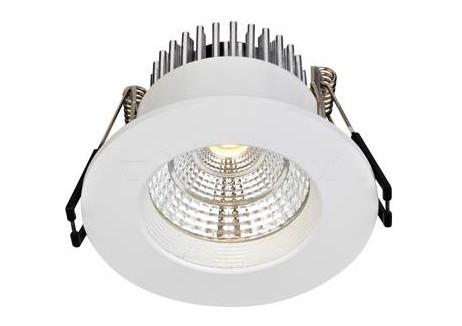 Точечный светильник MARKSLOJD ARES white 106216
