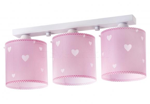 Дитячий світильник Dalber Sweet Dreams Pink 62013S