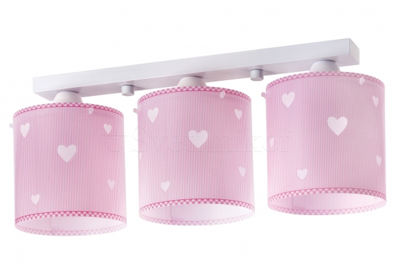 Детский светильник Dalber Sweet Dreams Pink 62013S