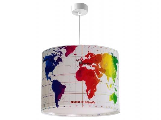 Детский светильник Dalber Map 42722