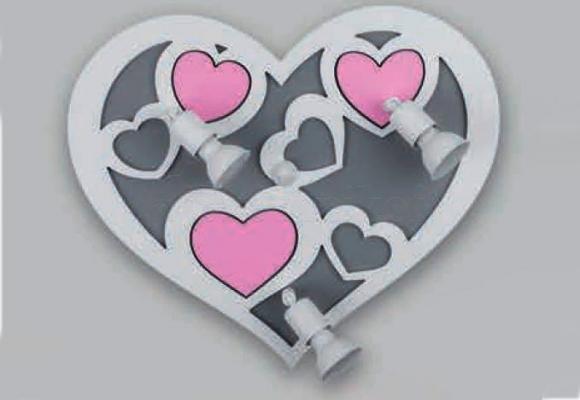 Настінний світильник HEART 37 Nowodvorski 9064