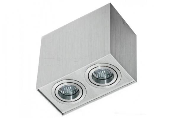 Точечный светильник ELOY 2 Azzardo GM4204-ALU/AZ1352