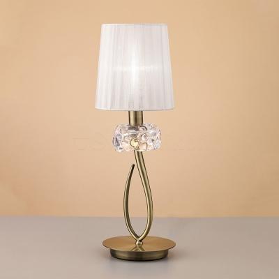 Ністільна лампа Mantra Loewe 4737