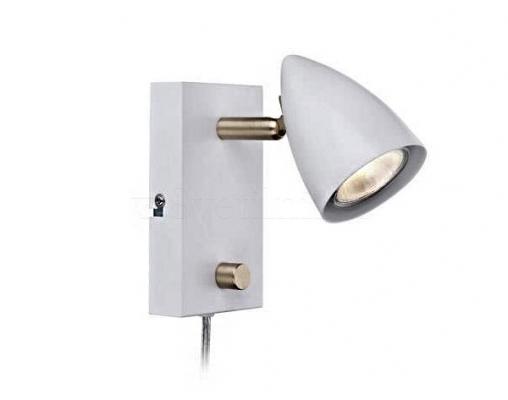 Настенный светильник MARKSLOJD CIRO White 106317