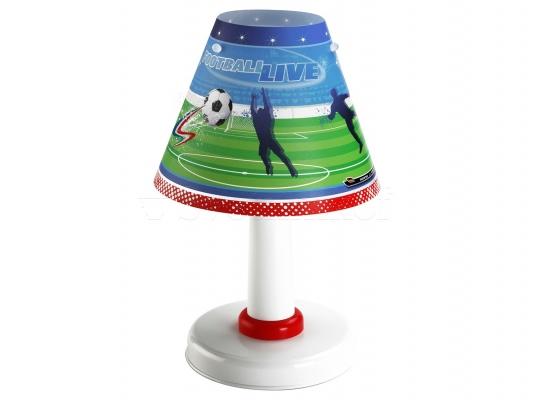 Дитяча ністільна лампа Dalber Football 21461