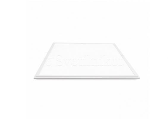 Панель EUROLAMP LED 60х60 белая рамка 40W 4100K 2in1