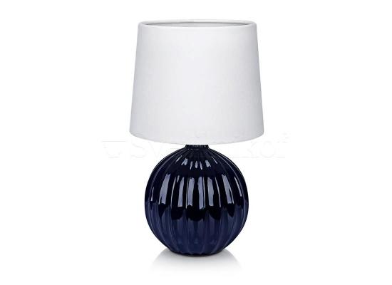 Настільна лампа MARKSLOJD MELANIE blue 106886