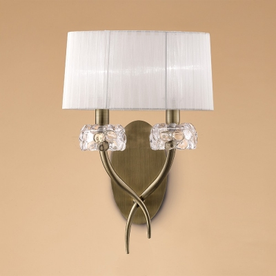 Настінний світильник Mantra Loewe 4734