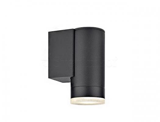Настінний світильник вуличний MARKSLOJD NOVA 1L-black 106911