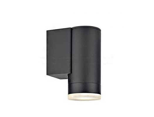 Настенный светильник уличный MARKSLOJD NOVA 1L-black 106911