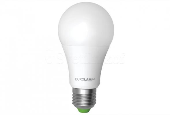 Лампа EUROLAMP LED ЕКО А60 10W E27 4000K