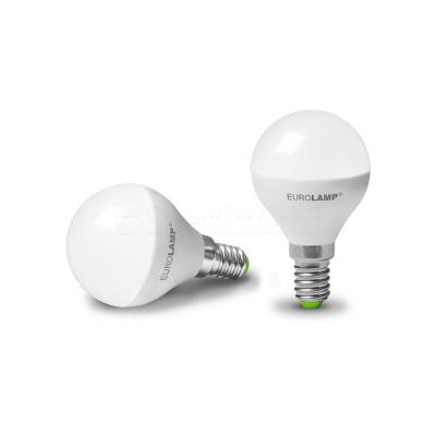 Лампа EUROLAMP LED ЕКО G45 5W E14 3000K