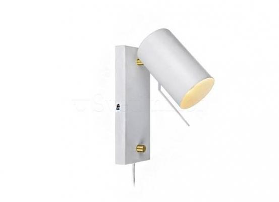 Настінний світильник MARKSLOJD CARRIE White 106586