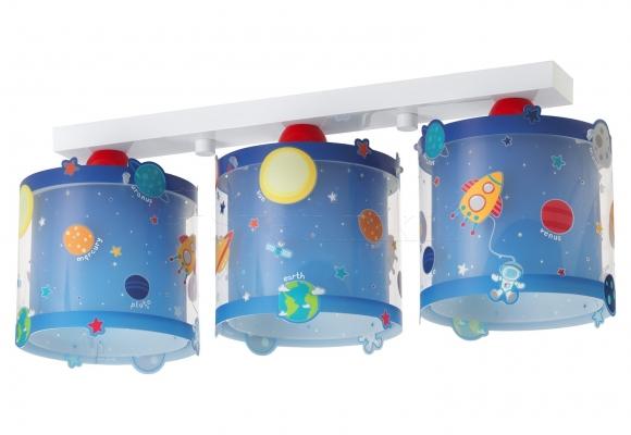 Дитячий світильник Dalber Planets 41343