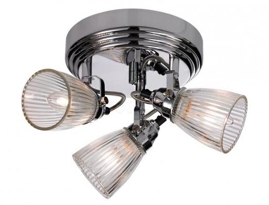 Потолочный светильник MARKSLOJD LADA 3L Chrom 104781