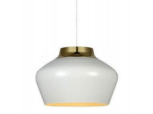 Підвісний світильник MARKSLOJD KOM White/Brass 106420