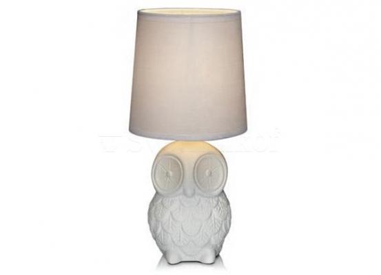 Настільна лампа MARKSLOJD HELGE White 105310