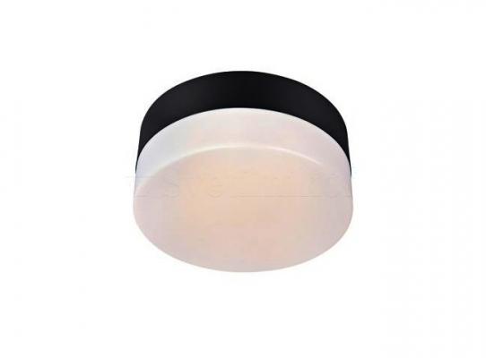 Потолочный плафон светодиодный MARKSLOJD DEMAN Black 22 106573