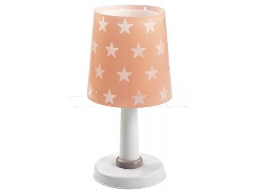 Детская настольная лампа Dalber Pink Stars 81211S