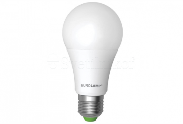 Лампа EUROLAMP LED ЕКО А60 12W E27 4000K