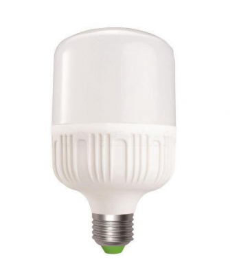 Лампа сверхмощная EUROELECTRIC LED Plastic 50W E40 6500K