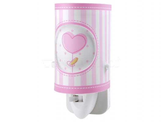 Ночник детский Dalber Sweet Light Pink 63221L