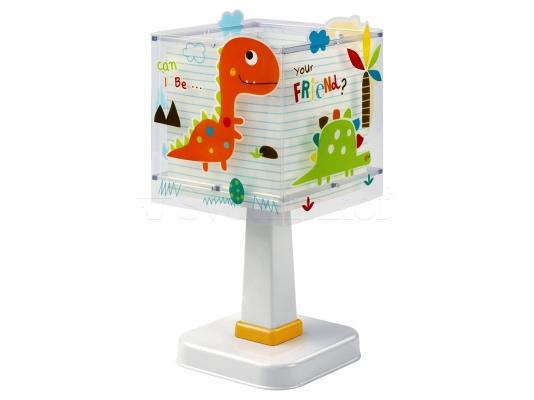 Дитяча ністільна лампа Dalber Dinos 73451