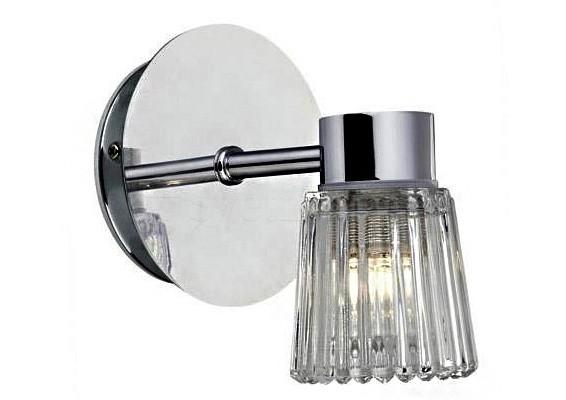 Настінний світильник для ванної кімнати MARKSLOJD EZE 1L 106361