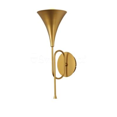 Настінний світильник Mantra Jazz Pintura Oro 6353