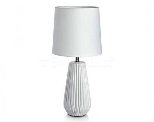 Настольный светильник MARKSLOJD NICCI White 106623