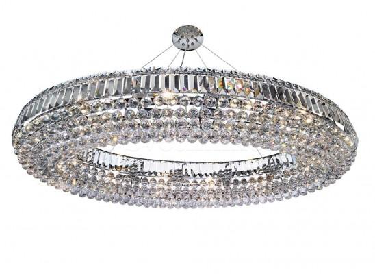 Декоративная люстра Searchlight Vesuvius 9190CC