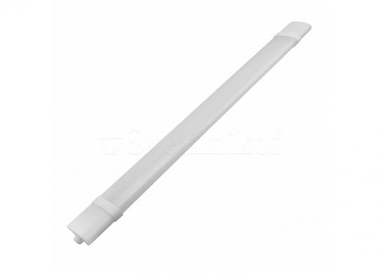 Світильник лінійний EUROLAMP LED IP65 36W 6500K (1.2m) SLIM
