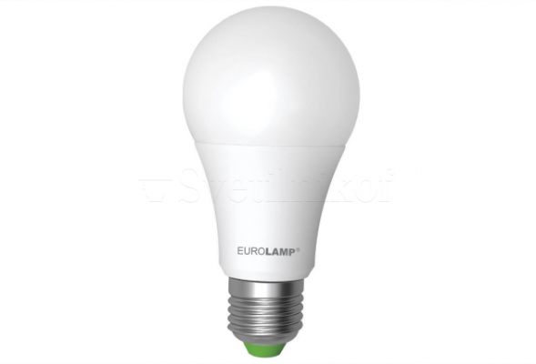 Лампа EUROLAMP LED ЕКО А60 10W E27 3000K