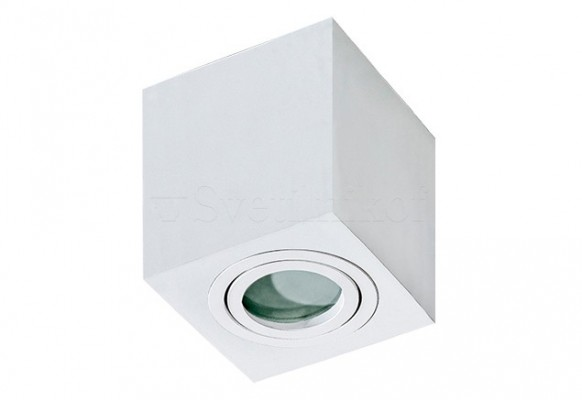 Точечный светильник Brant Square IP44 (white) Azzardo AZ2822