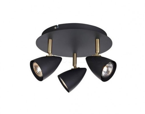 Стельовий світильник MARKSLOJD CIRO Black 106320