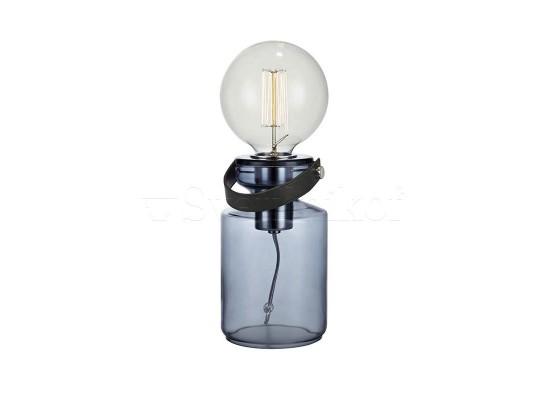 Настольная лампа MARKSLOJD ADRIAN blue 106603