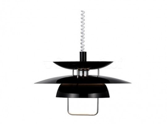 Підвісний світильник MARKSLOJD BERGA Black 104858